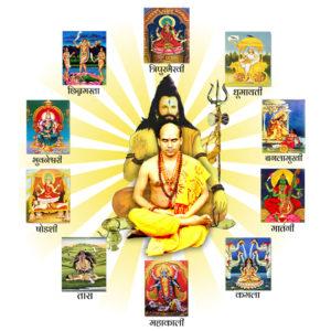 Dus Mahavidya Mala / दस महाविद्या मालाएं
